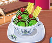 game Green Tea Ice Cream