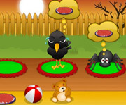 game Halloween Pet Care game