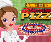 game Hannah Kitchen Berries Pizza