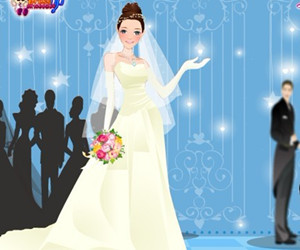 game Happy Bride Before Wedding