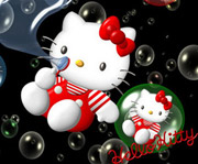 game Hello Kitty Balloons