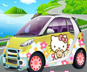 game Hello Kitty Car