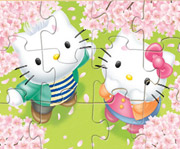 game Hello Kitty In Love