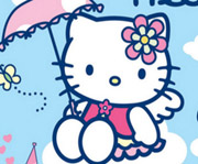game Hello Kitty Maths Test