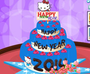 game Hello Kitty New Year 2014