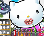 game Hello Kitty Perfect Teeth