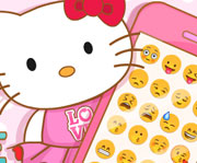 game Hello Kittys Pink iPhone
