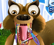 game Ice Age Scrat Dentist