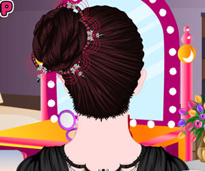 game Jennifer Lopez Ballerina Bun