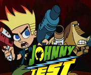 game Johnny Test Spot the Numbers
