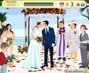 game Kiss Your Bride