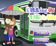 game Kissing in the Rain