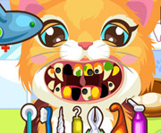 game Kitty at the Dentist