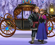 game Kristoff New Carriage