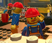 game Lego Movie Spot the Numbers