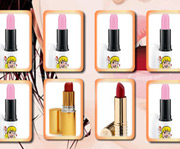 game Lipstick Memory Cards