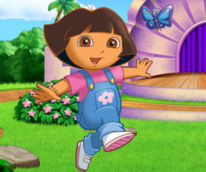game Lost Toys of Dora