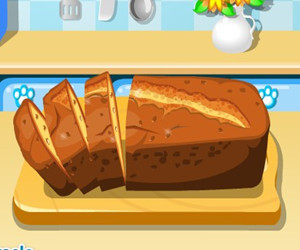 game Make Pumpkin Bread