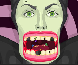 game Maleficent Bad Teeth