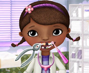 game McStuffins Dentist