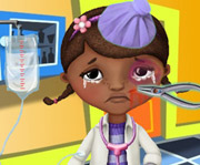 game McStuffins In The Ambulance Game