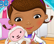 game McStuffins Lamb Injury