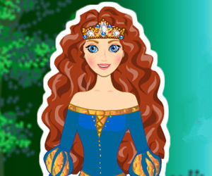 game Merida Hairstyle