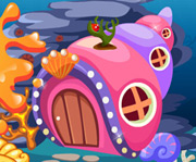 game Mermaid House Design