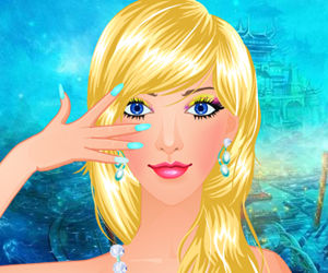 game Mermaid Makeover Game
