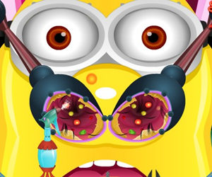 game Minion at Nose Doctor