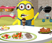 game Minion Barbeque