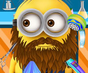 game Minion Beard Shaving