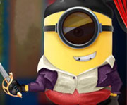 game Minion Carnaval Dress Up