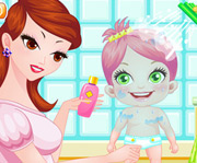 game Mommy And Baby Care