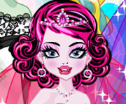 game Monster High Cute Bride