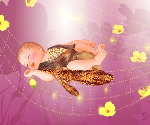 game My Baby Dressup 2