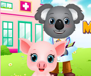 game My Pet Doctor Baby Piggy