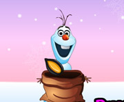 game Olaf Catching Nuts