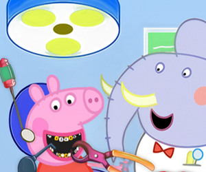 game Peppa Pig Dental Care