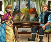 game Perfect date Anna and Kristoff