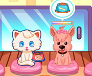 game Pet Shop Management