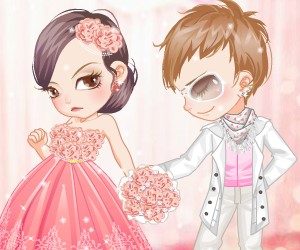game Pink Wedding