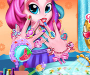 game Pinkie Pie Nail Spa