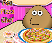 game Pou Pizza