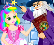 game Princess Juliet Frozen Castle Escape