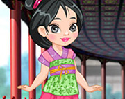 game Princess Mulan Shoes Design