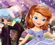 game Princess Sofia And Cedric Love Potion