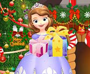 game Princess Sofia Christmas Tree