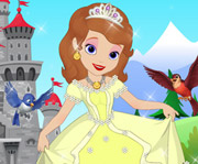 game Princess Sofia Dress Up