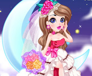 game Princess Wedding on the Clouds